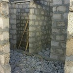 Construction Of Washroom At Mehdia City