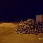 Night View At Mehdia City