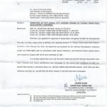 SDA Letter